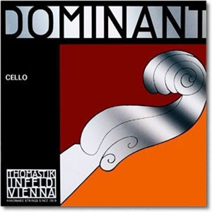 Dominant Cello Single A String, 1/8