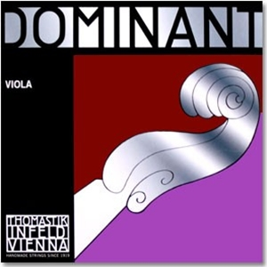 "Dominant Viola Single D String for 15.5-16"" viola"