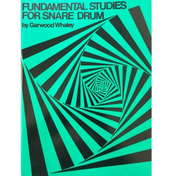 Fundamental Studies for Snare Drum